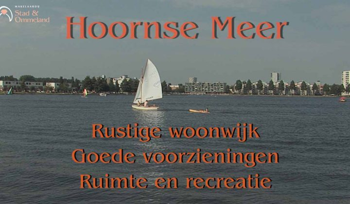 Afbeelding Hoornse Meer in Groningen